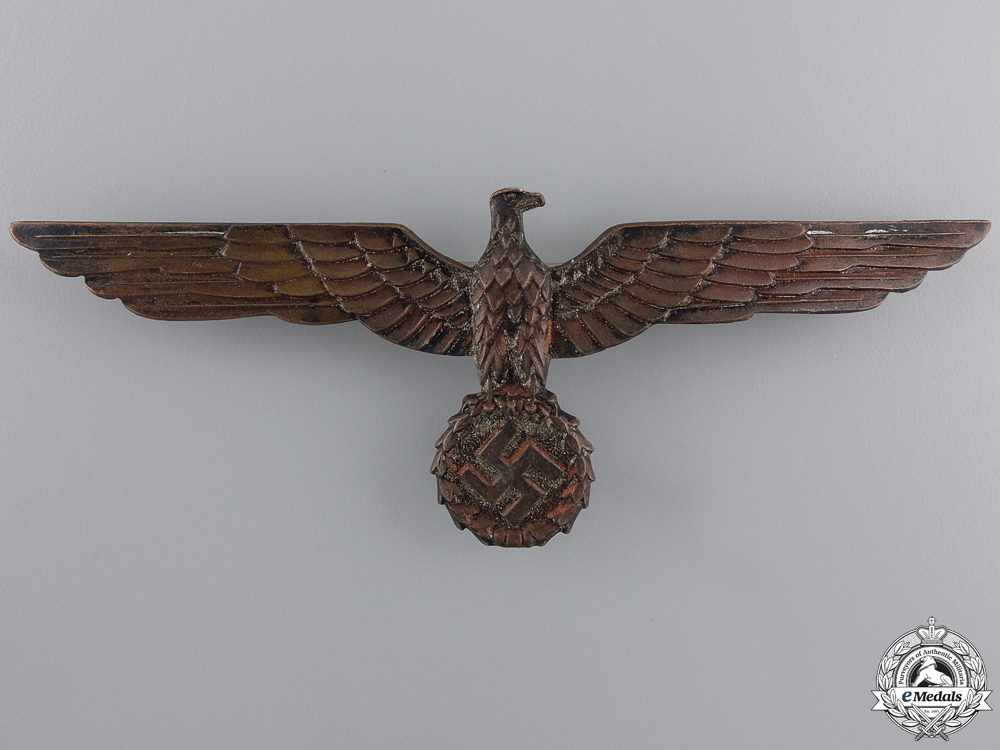 eMedals-An Early Army Breast Eagle