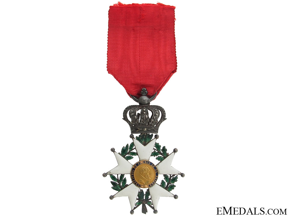 eMedals-An Early Legion D'Honneur 1814-1830