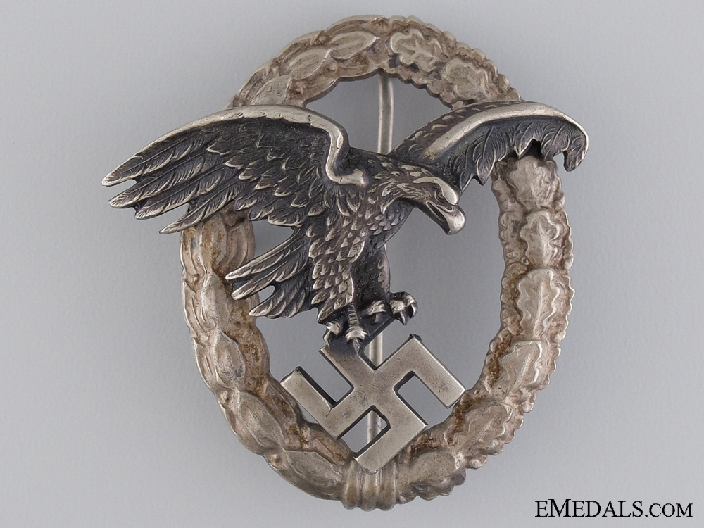 eMedals-An Early Observers Badge by Assmann