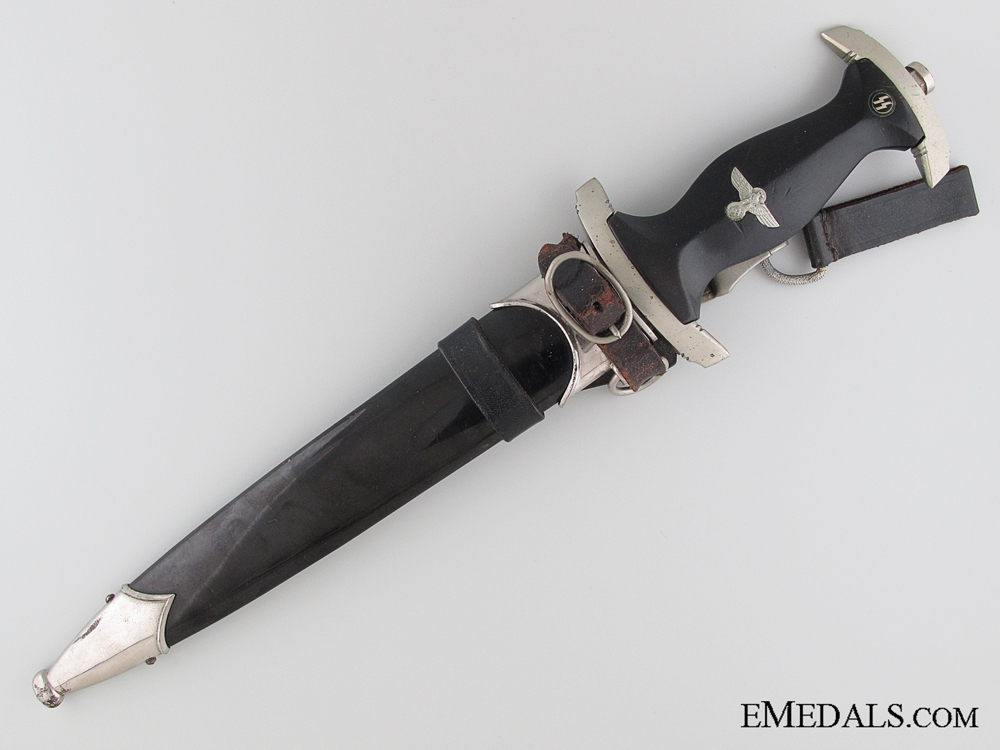 eMedals-An Early SS Dagger by Paul Seilheimer