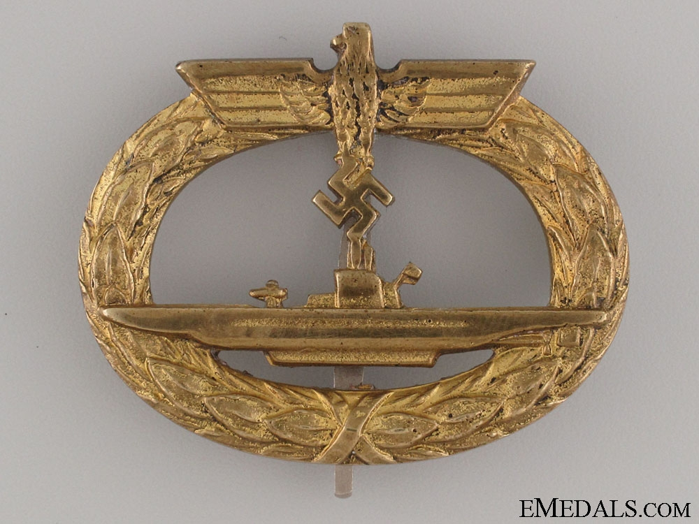 eMedals-An Early Submarine War Badge