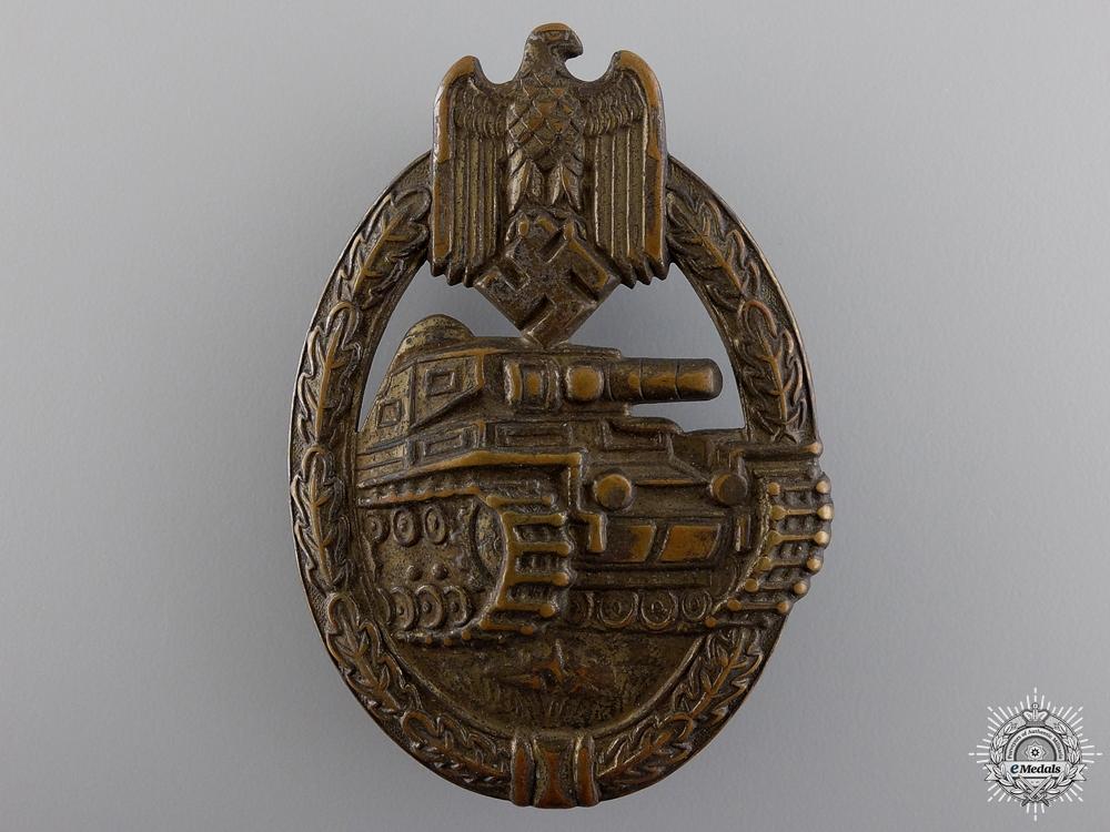eMedals-An Early Tank Assault Badge by  B.H. Mayer