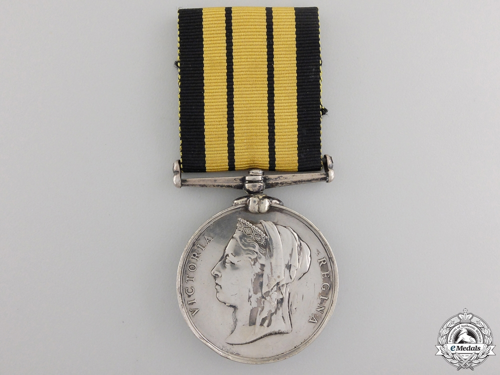 eMedals-An East and West Africa Medal 1887-1900