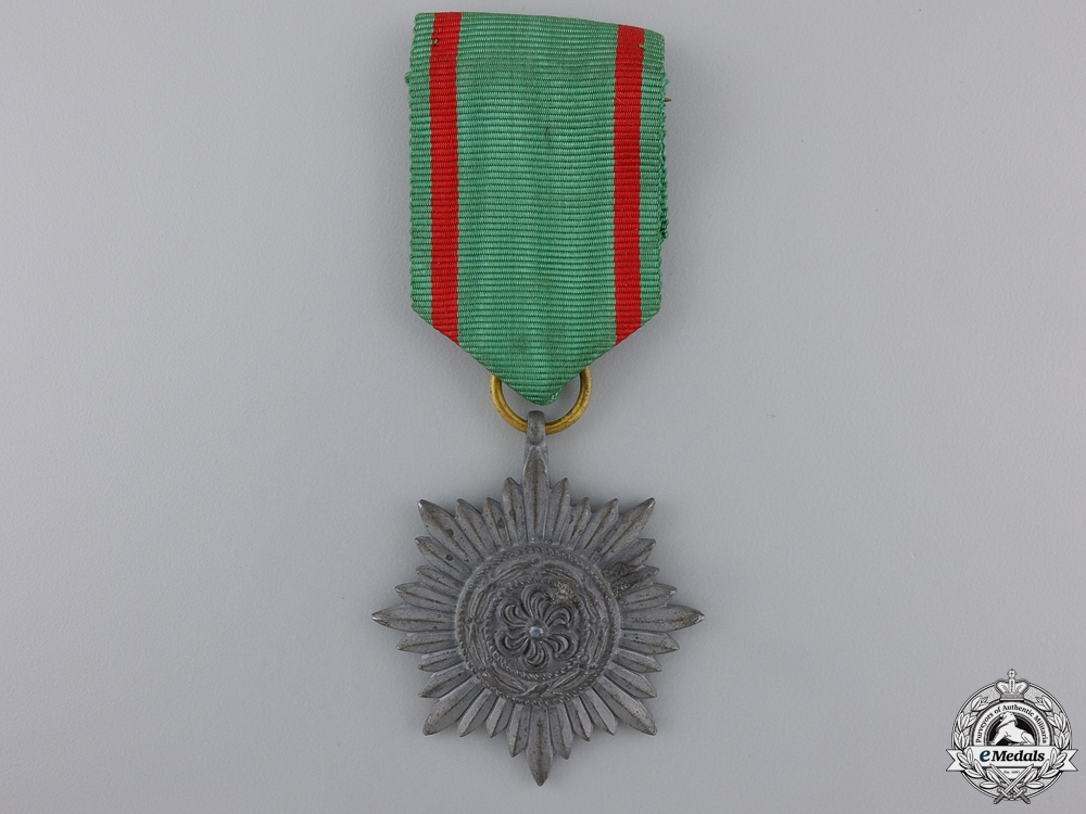 "eMedals-An Eastern People Merit Decoration 2nd Class by Maker ""100"""