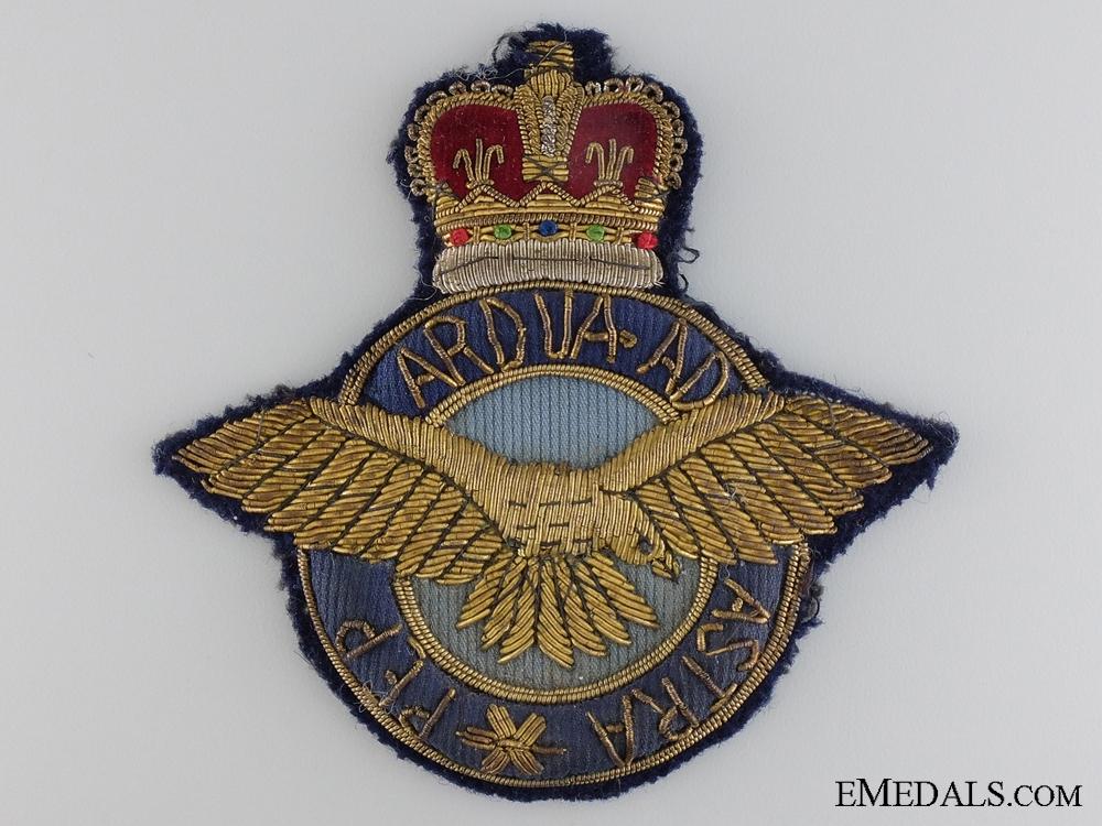 eMedals-An Edwardian Royal Air Force Insignia Blazer Badge