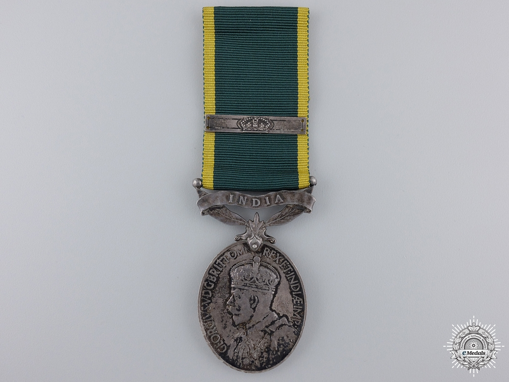 eMedals-An Efficiency Medal to the Northern Bengal Mounted Rifles