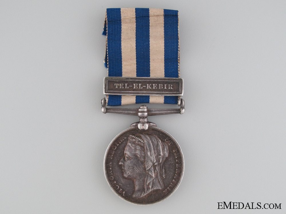 eMedals-An Egypt Medal 1882-1889 to the 2nd Battalion Seaforth Highlanders