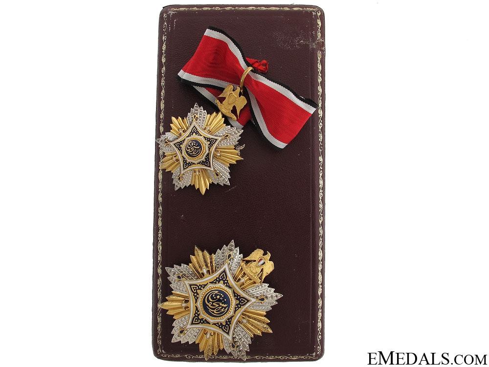 eMedals-An Egyptian Order of Merit - Second Class
