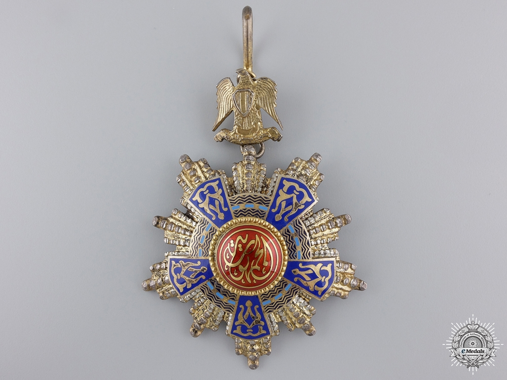 eMedals-An Egyptian Order of the Republic