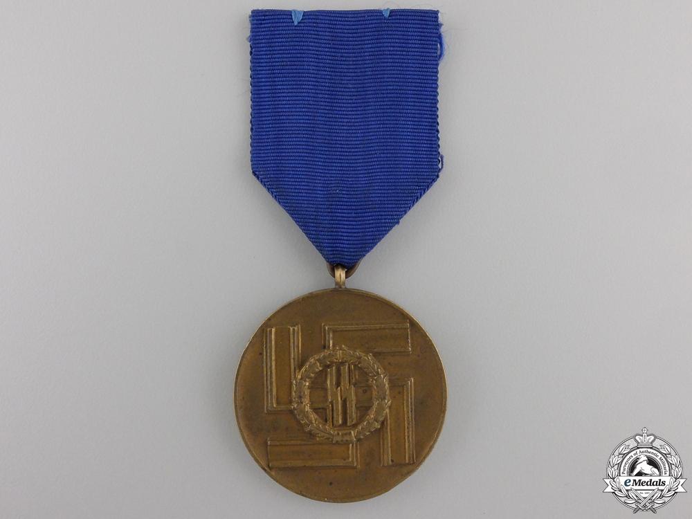 """eMedals-An Eight Year SS Long Service Award by """"Deschler & Söhn"""