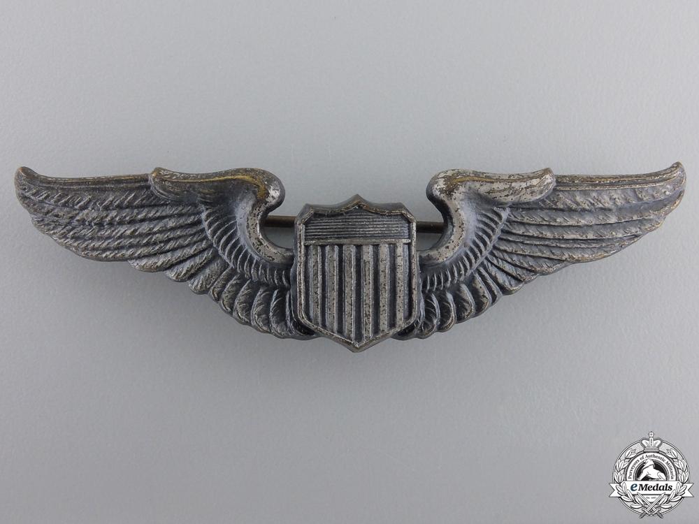 eMedals-An English Made Second War USAAF Pilot's Wing