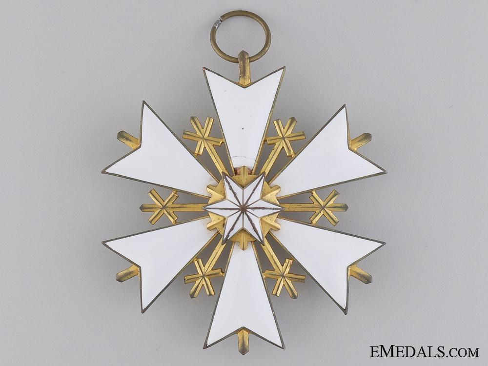 eMedals-An Estonian Order of the White Star; First Class Cross