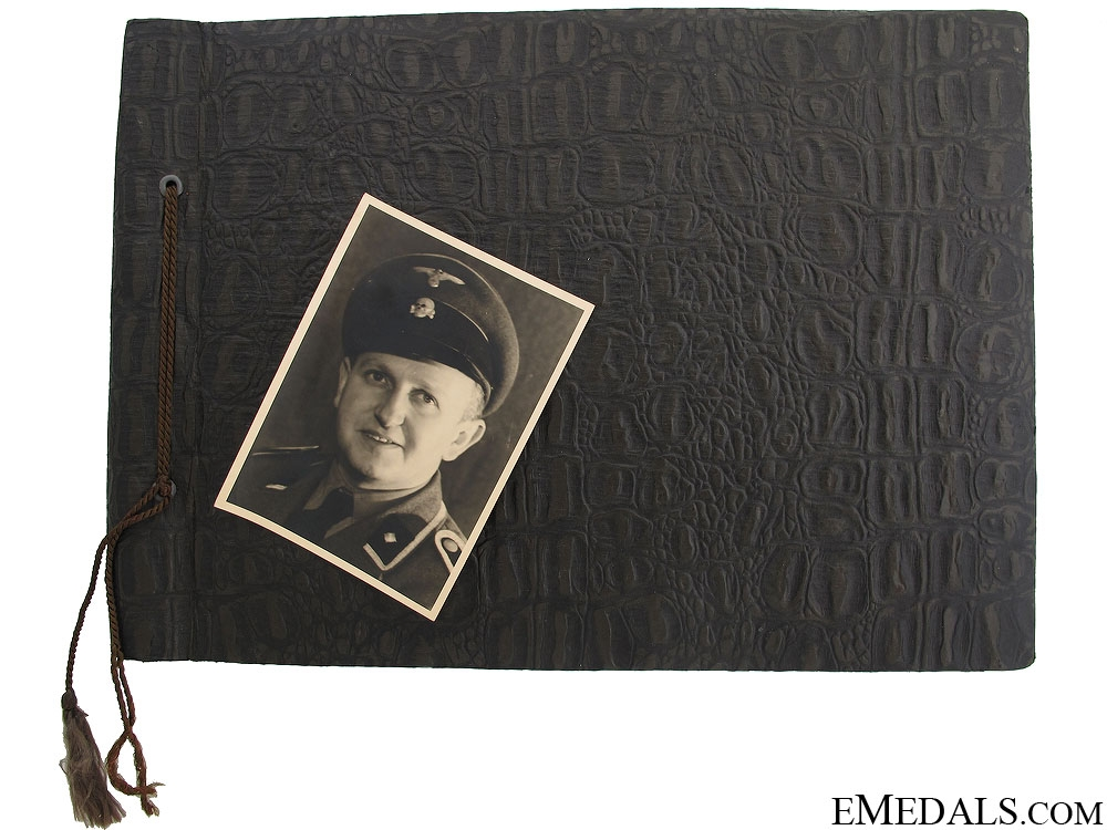 eMedals-An Extensive 1941 SS Photo Album & Himmler