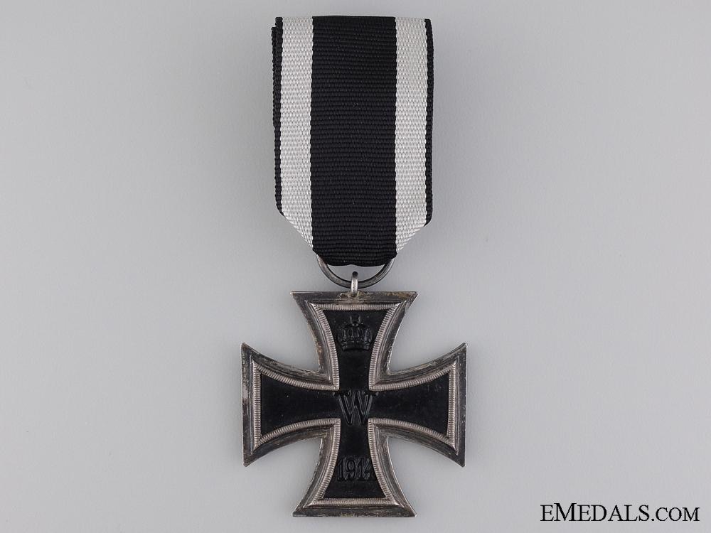eMedals-An First War Iron Cross 2nd Class 1914 by Juncker