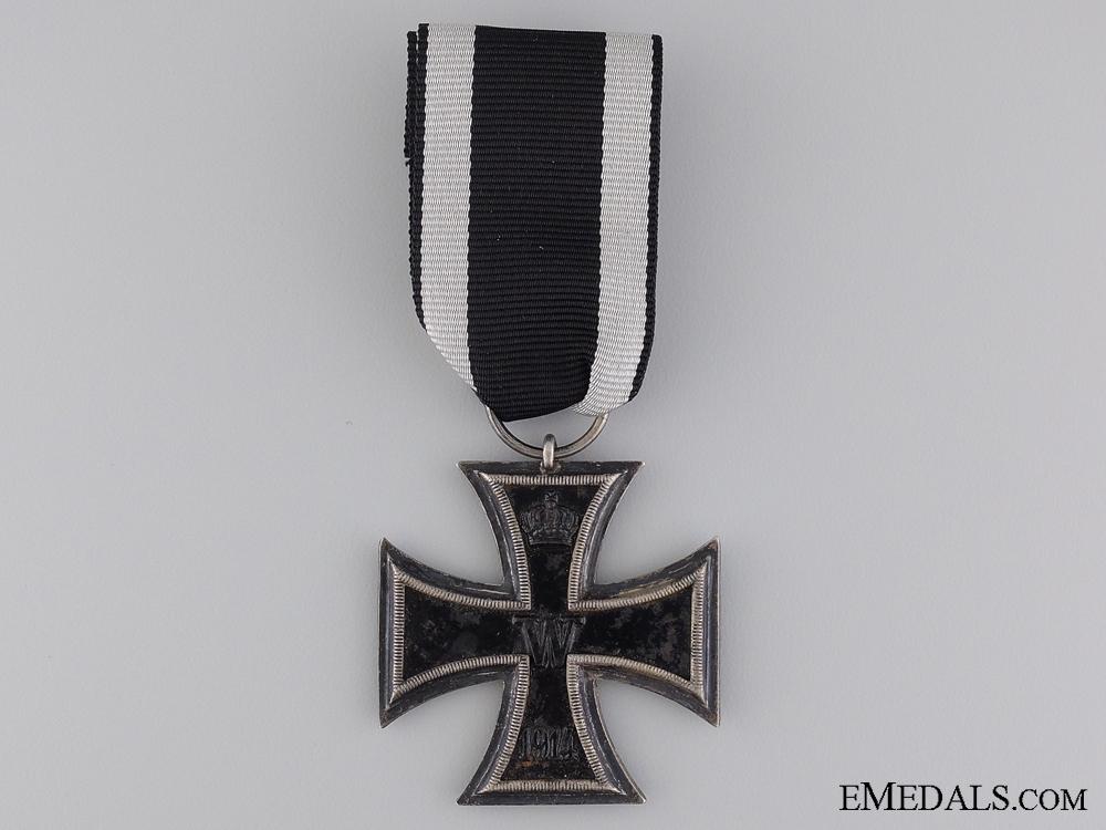 eMedals-An First War Iron Cross 2nd Class 1914 by Königliche Muenzamt