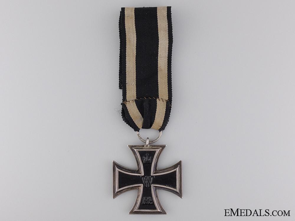 eMedals-An First War Iron Cross 2nd Class 1914; Marked 800 Silver