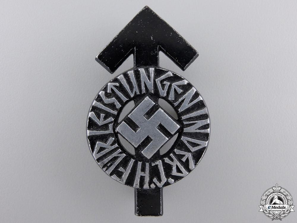 eMedals-An HJ Proficiency Badge; Black Grade