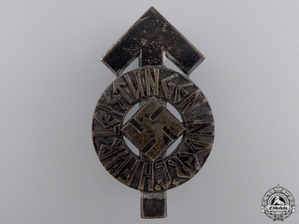eMedals-An HJ Proficiency Badge Black Grade by A.D. Schwerot
