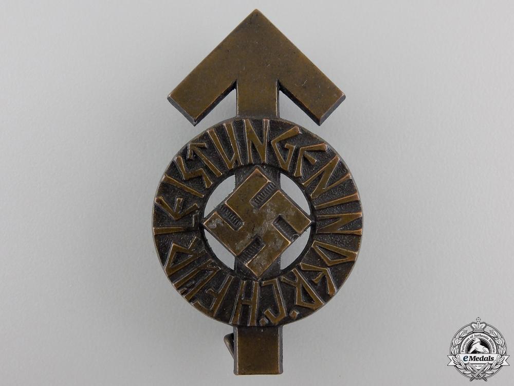 eMedals-An HJ Proficiency Badge; Bronze Grade by Berg & Nolte