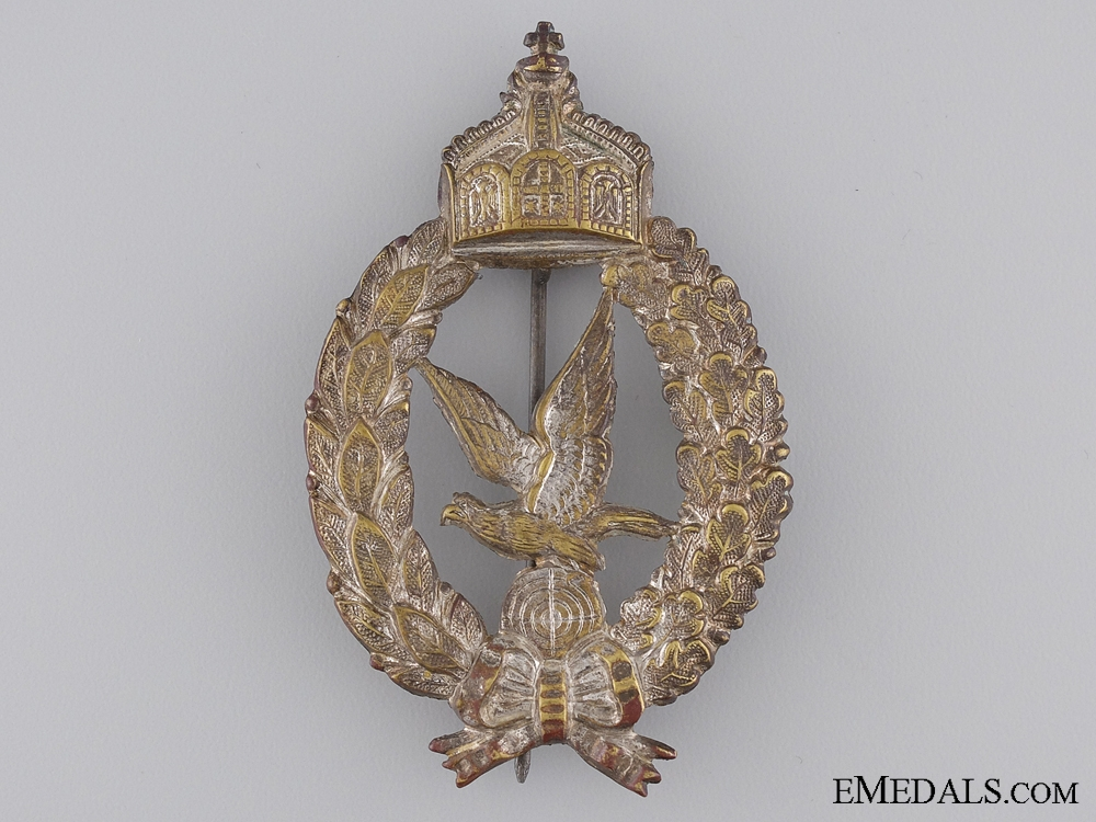 eMedals-An Imperial Prussian Air Gunner Badge