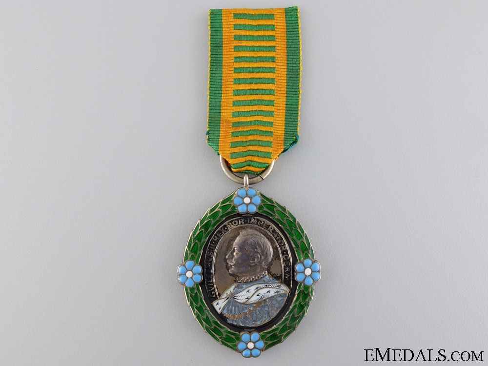 eMedals-An Imperial Prussian Promotion of Science Medal