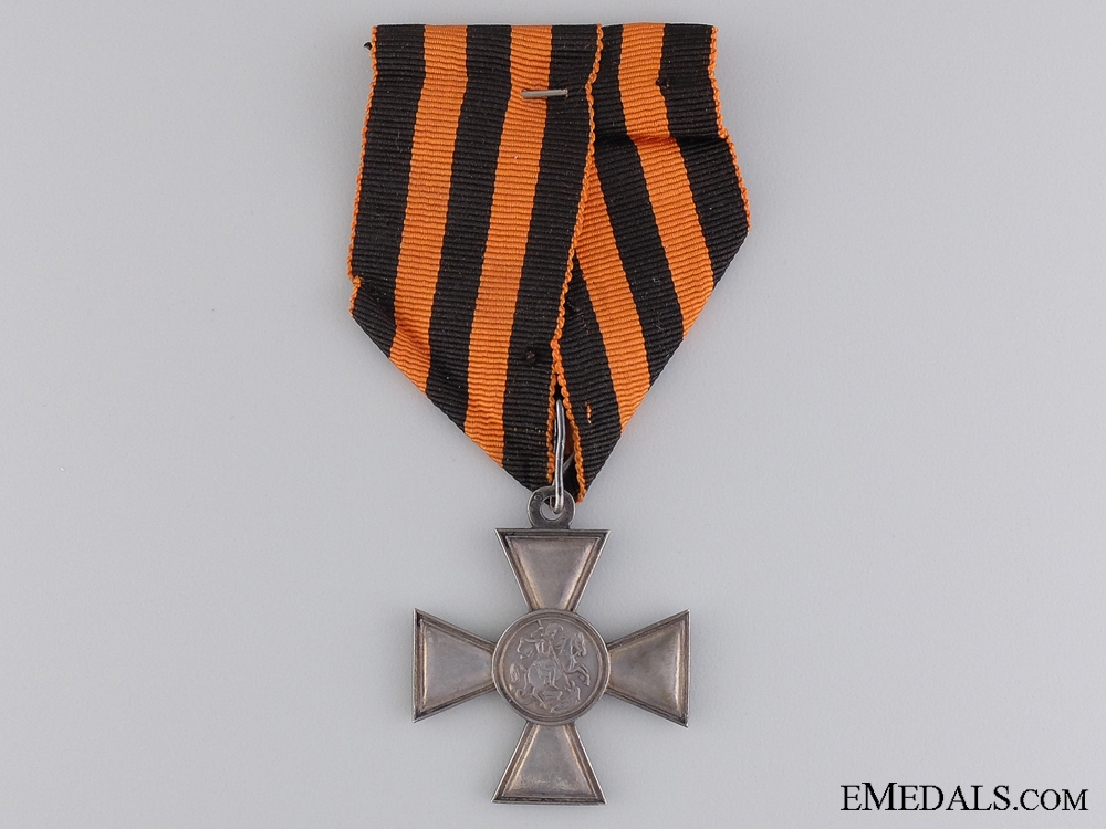 eMedals-An Imperial Russian St. George Cross; 3rd Class