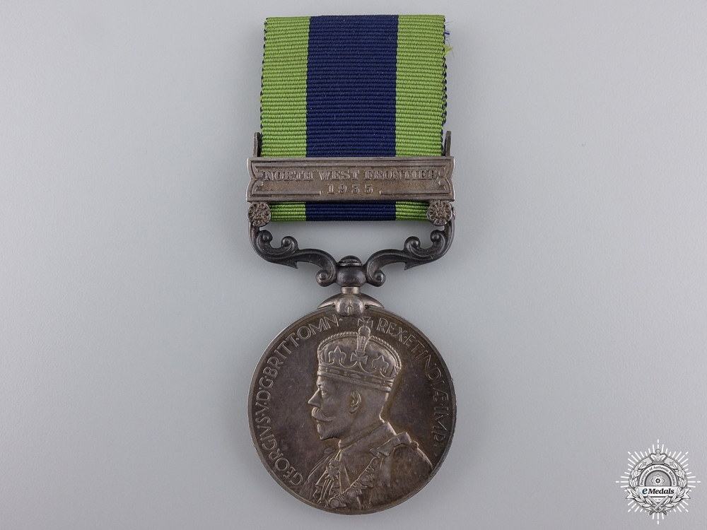 eMedals-An India General Service Medal to the Bengals Sappers & Miners