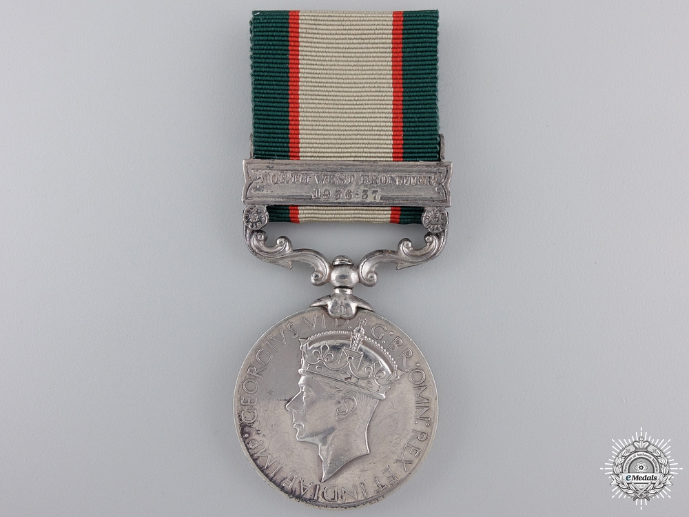 eMedals-An India General Service Medal 1936-39 to Driver Mohamad