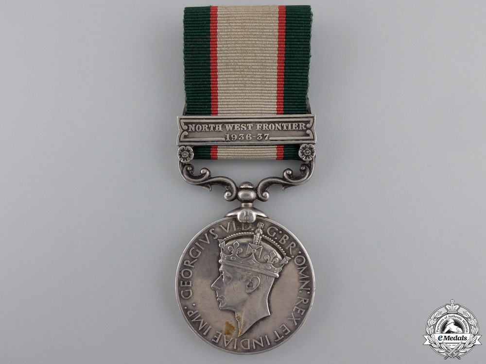 eMedals-An India General Service Medal to the Royal Bombay Sappers and Miners