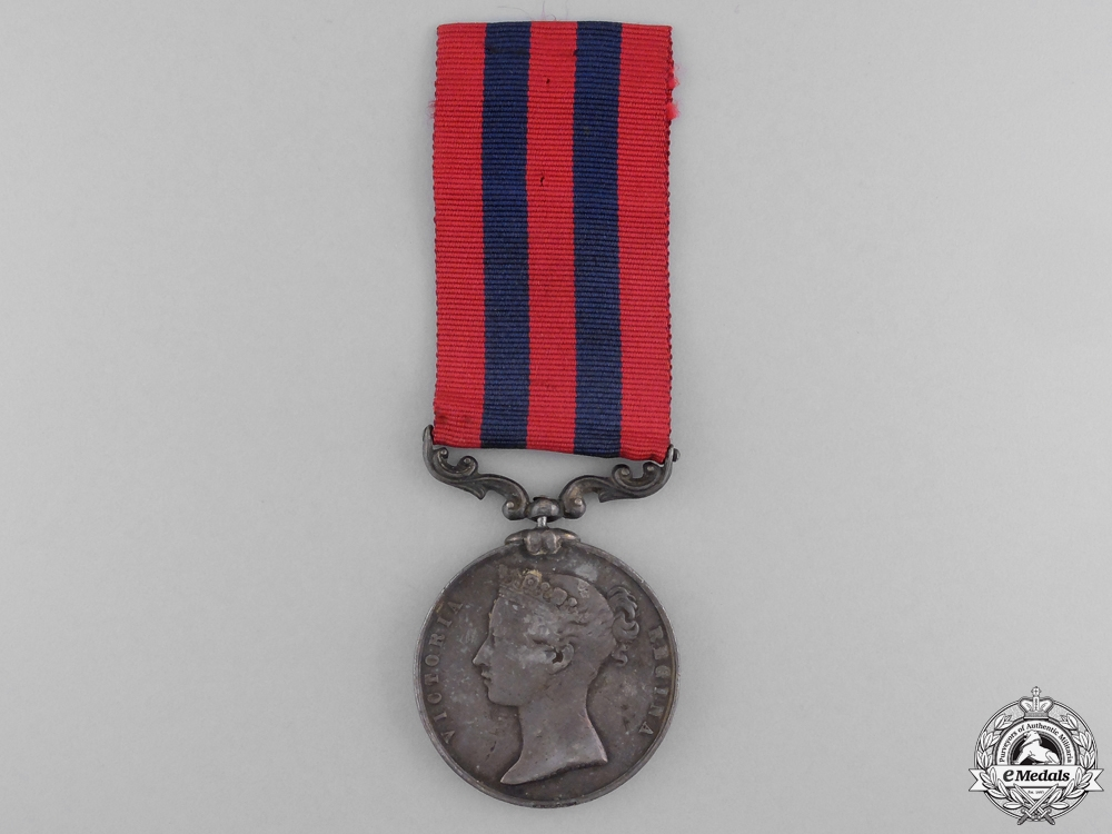 eMedals-An India General Service 1854 to the 19th Native Infantry