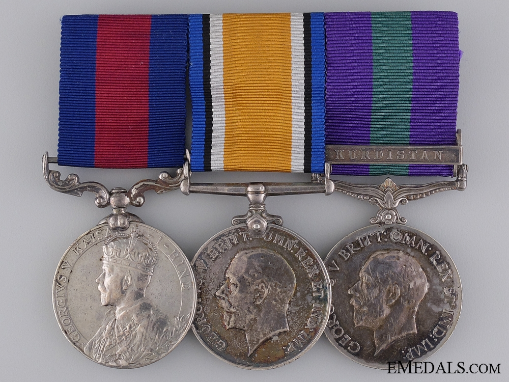 eMedals-An Indian Distinguished Service Group to the 126th Baluchistan Infantry