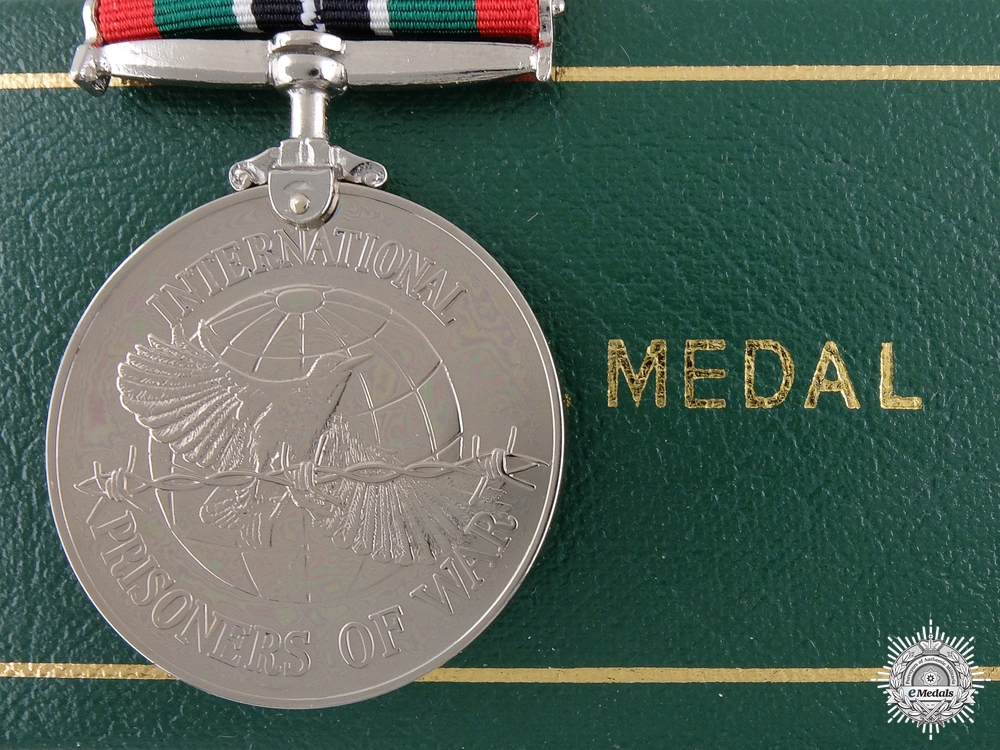 eMedals-An International Prisoners of War Medal