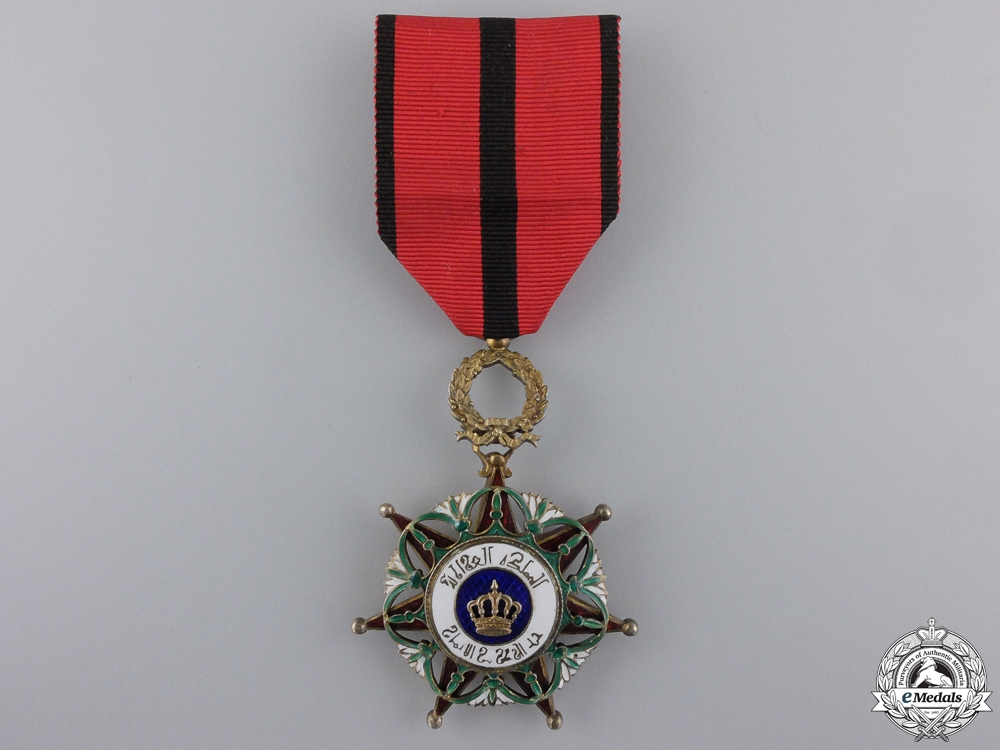eMedals-An Iraqi Order of the Two Rivers; Civil Division