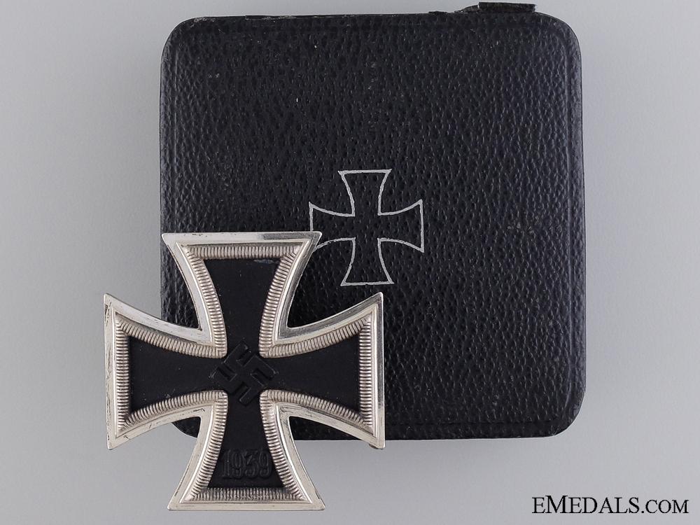 eMedals-An Iron Cross 1st Class; Maker 6