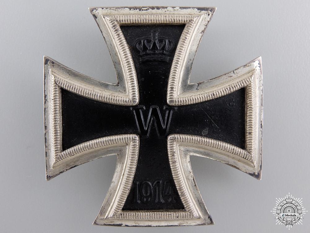 eMedals-An Iron Cross 1st Class 1914; Second War Issue