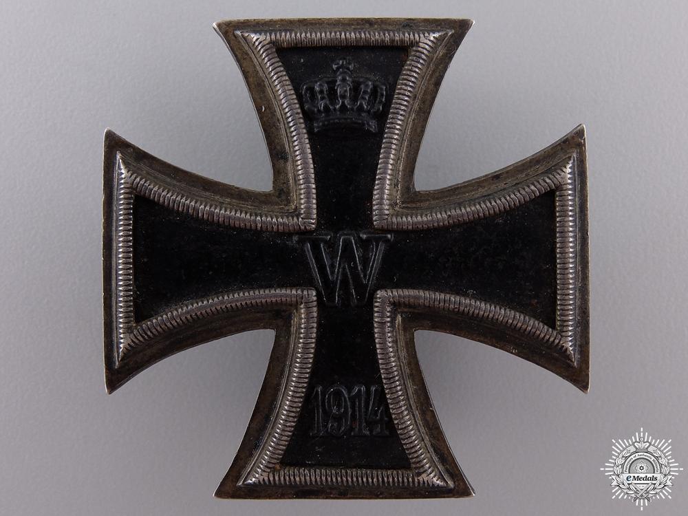 eMedals-An Iron Cross 1st Class 1914 by Unknown Maker H.B.G.
