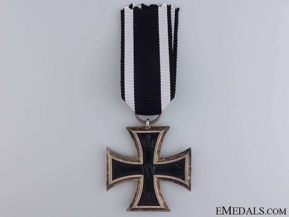 eMedals-An Iron Cross 2nd Class 1914 by 'Wagner & Sohn'