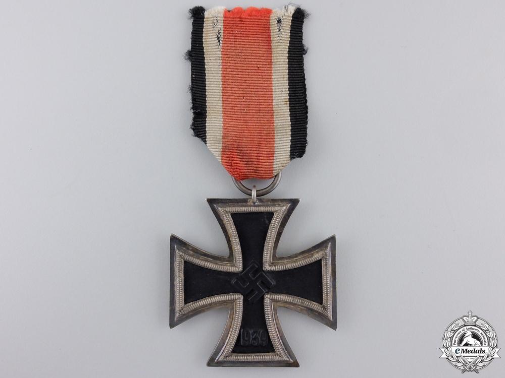 eMedals-An Iron Cross 2nd Class 1939 by J.E. Hammer & Söhne