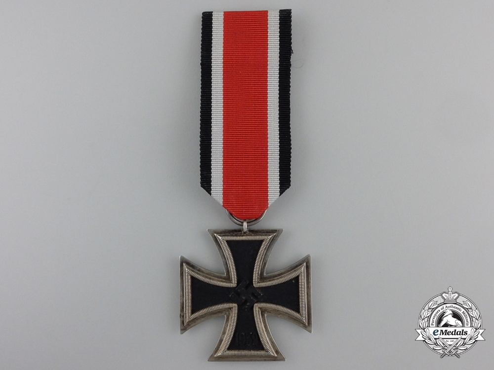 eMedals-An Iron Cross 2nd Class 1939 by Anton Schenkl's Nachfolger