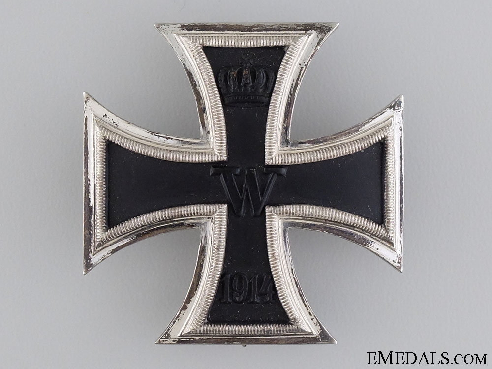 eMedals-An Iron Cross First Class Class 1914