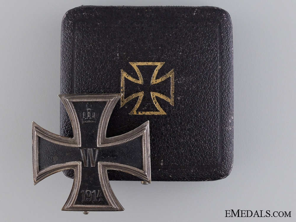 eMedals-An Iron Cross First Class 1914; Marked 800