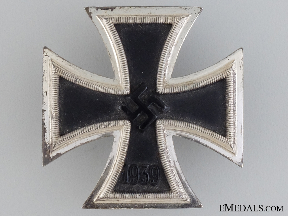 eMedals-An Iron Cross First Class 1939 by Steinhauer & Lück