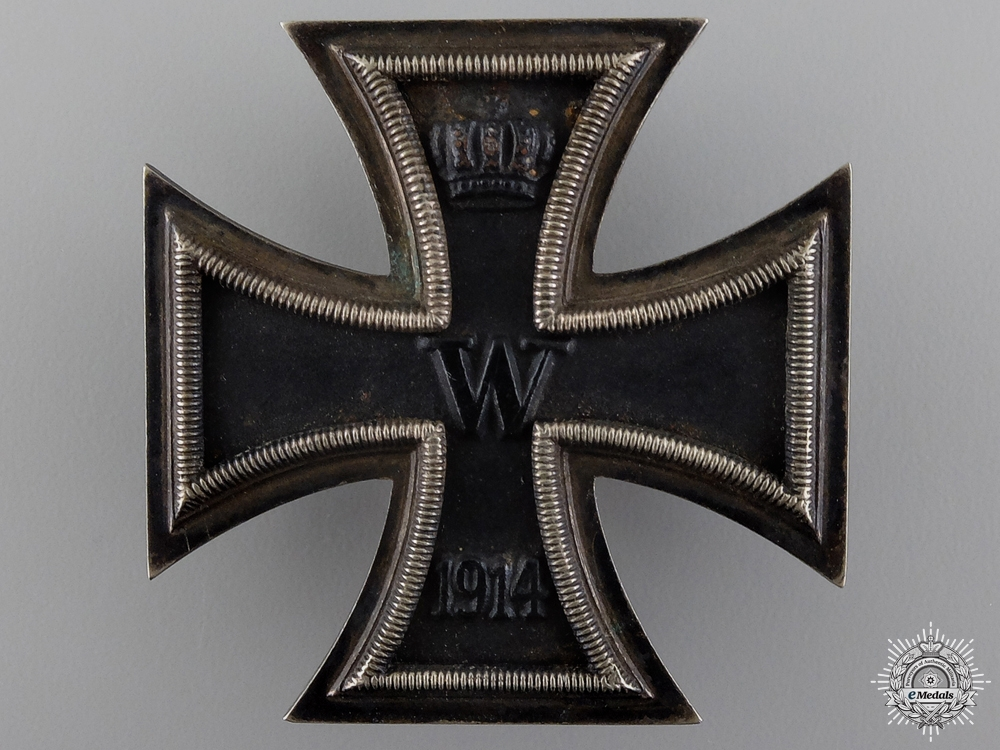 eMedals-An Iron Cross First Class 1914 by Schauerte & Höhfeld