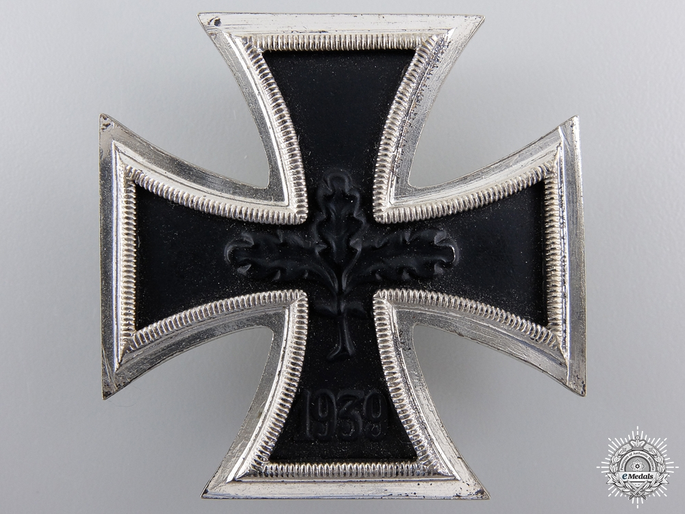 eMedals-An Iron Cross First Class; 1957 Issue