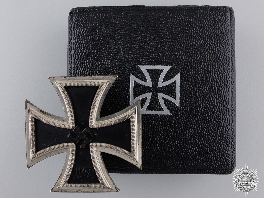 eMedals-An Iron Cross First Class 1939 by Steinhauer & Lück