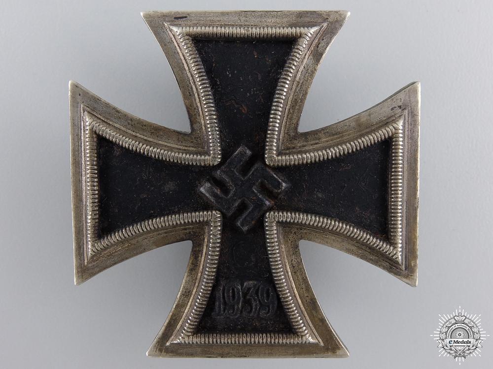 eMedals-An Iron Cross First Class 1939 by Meybauer