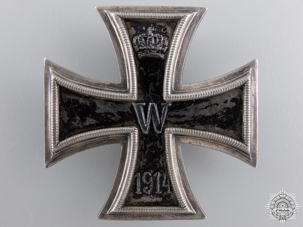 eMedals-An Iron Cross First Class 1914; 800 Silver