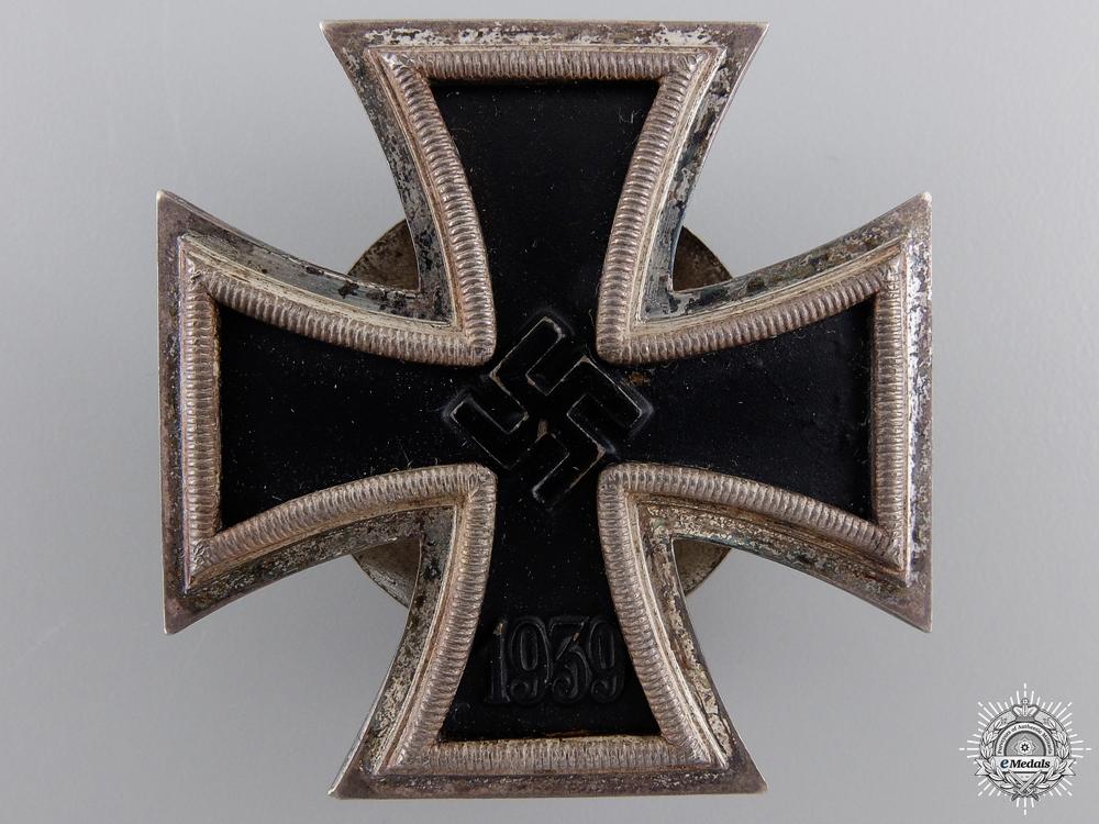 eMedals-An Iron Cross First Class 1939 by B.H. Mayer