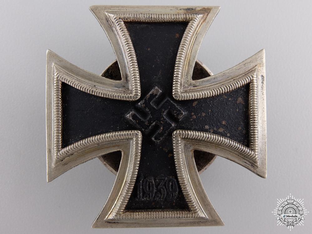 eMedals-An Iron Cross First Class 1939 by P. Meybauer, Berlin