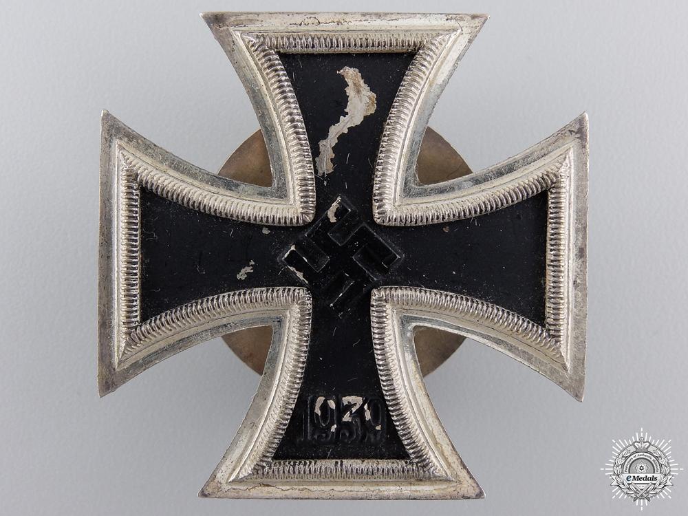 eMedals-An Iron Cross First Class 1939 by Schauerte & Höhfeld